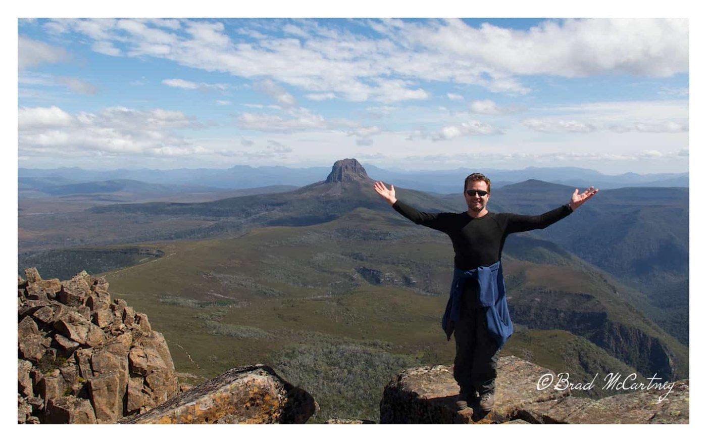 Hiking the Overland Track Tasmania