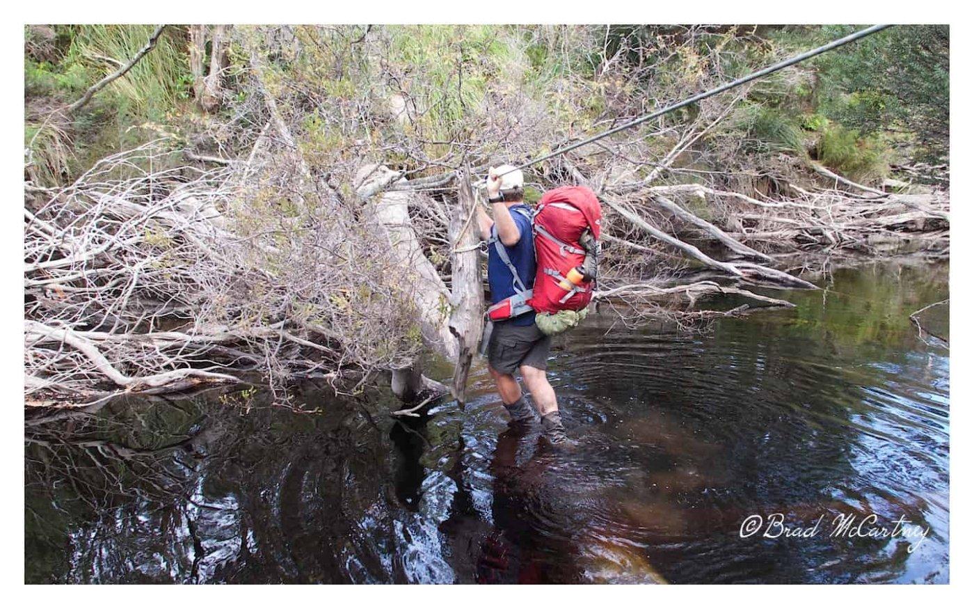 Crossing Spring Creek