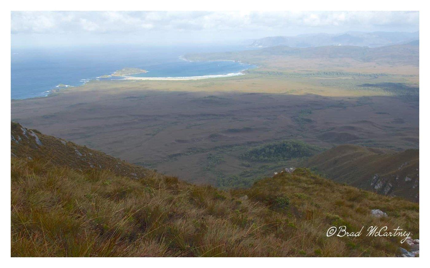 Ironbound Ranges Tasmania