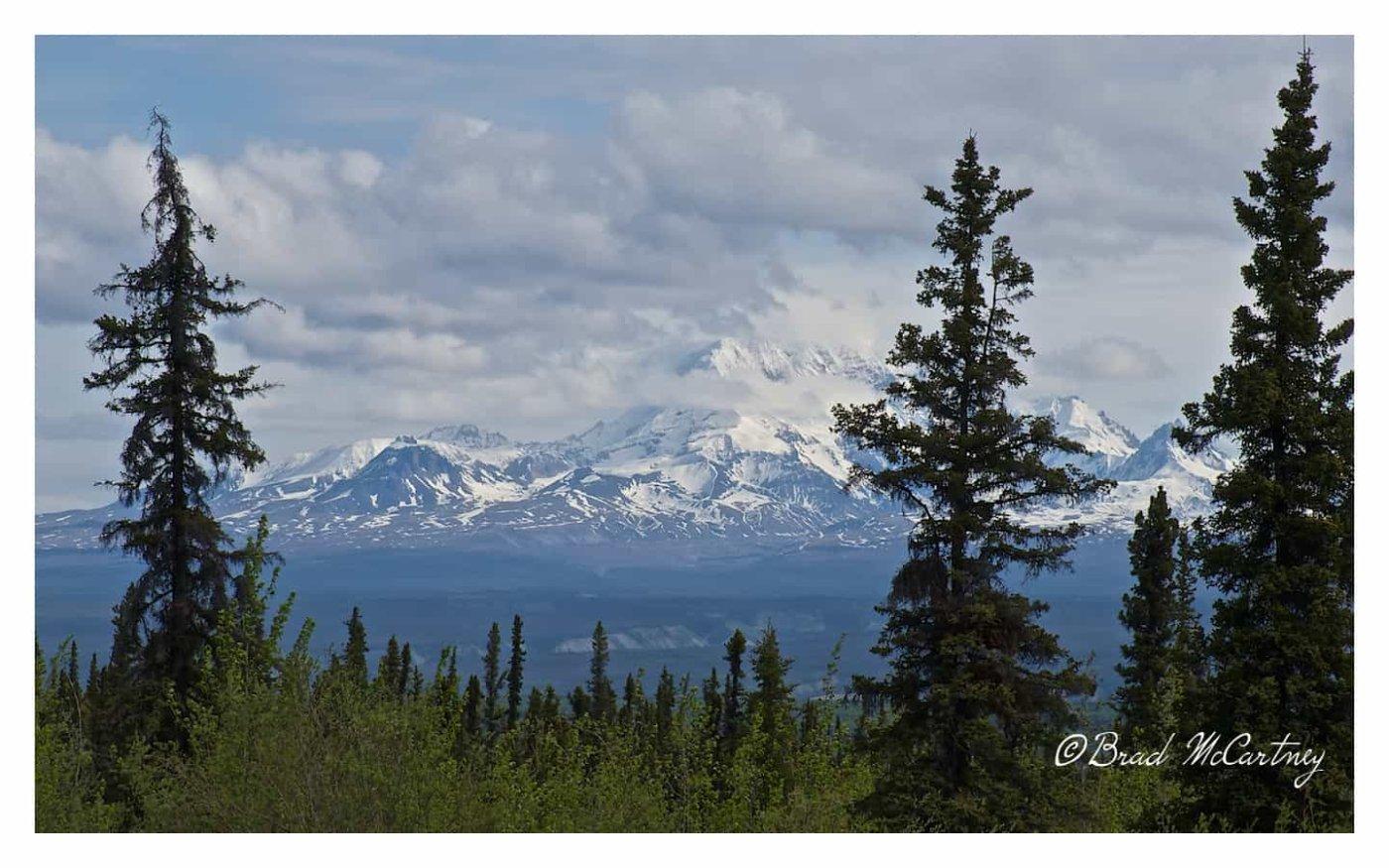 Wrangle St Elias National Park has some exceptional mountains