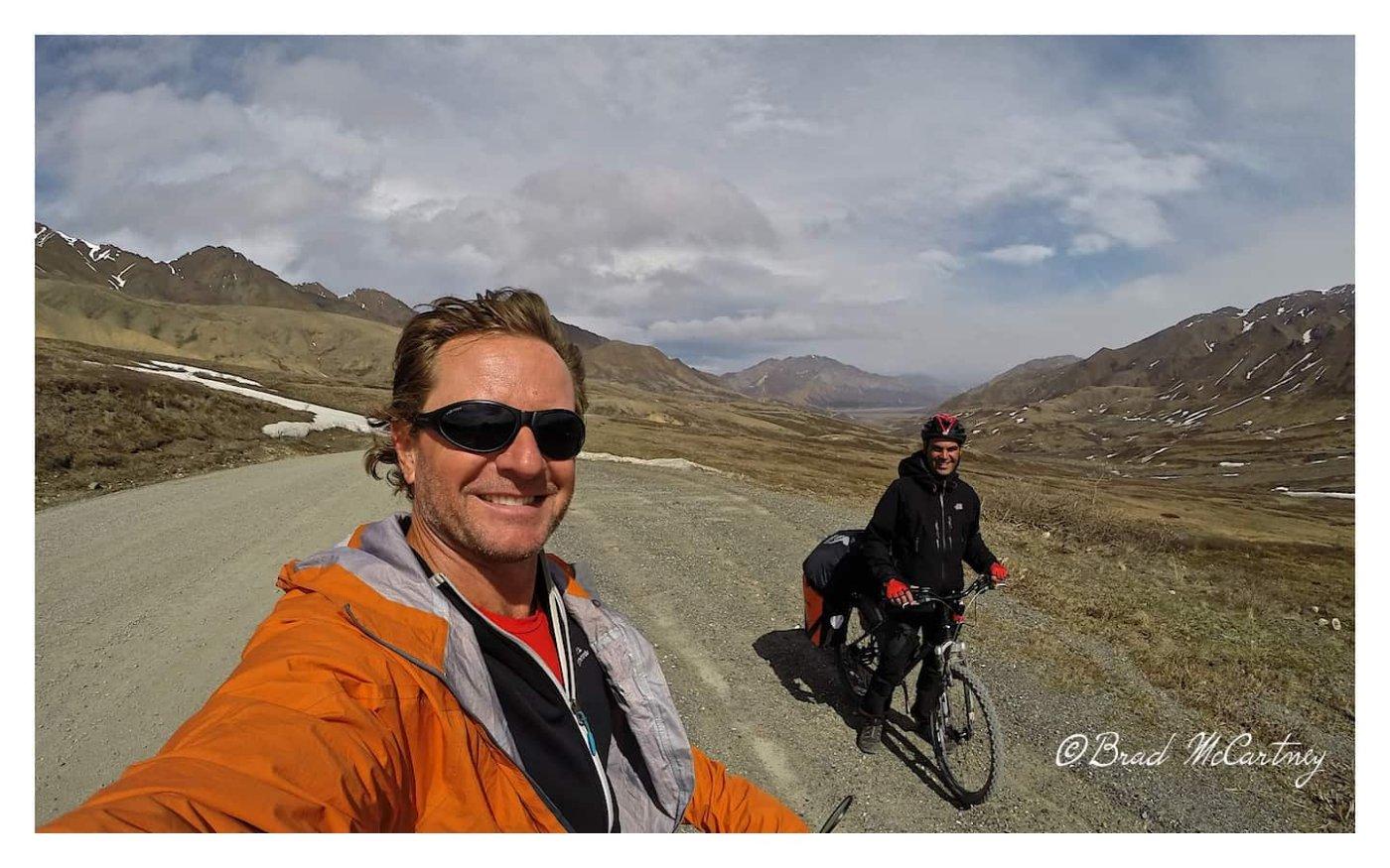 cycling denali national park