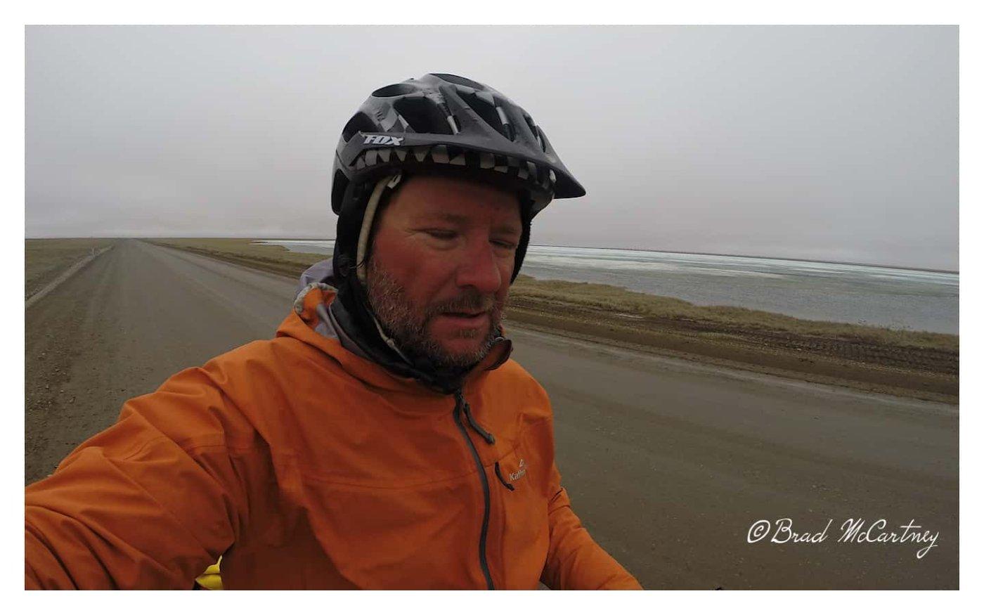 cycling the Dalton highway