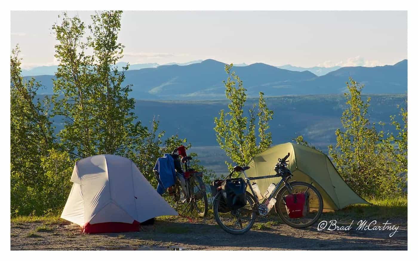 dalton highway camping