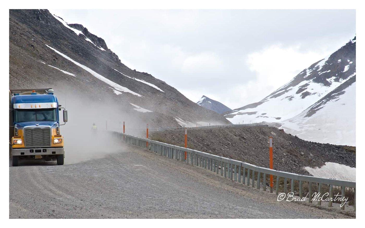dust dalton highway