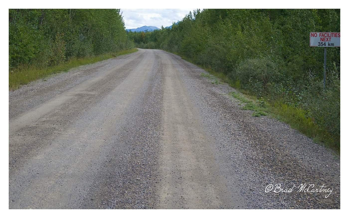 robert campbell road conditions