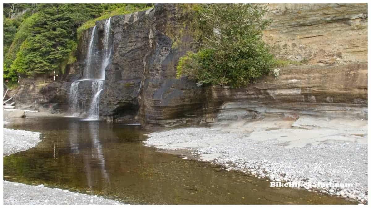 west coast trail tsusiat falls