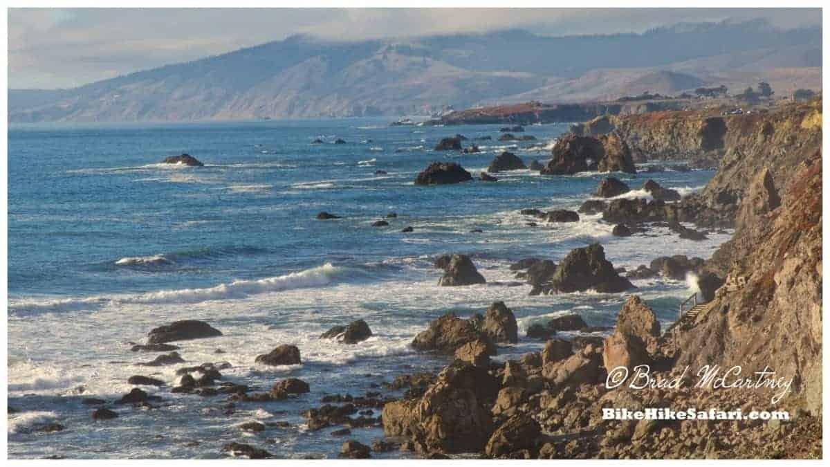 Coastline near Bodega Bay
