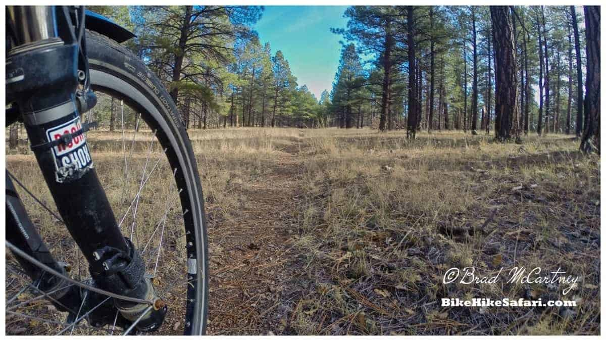 cycling the arizona trail