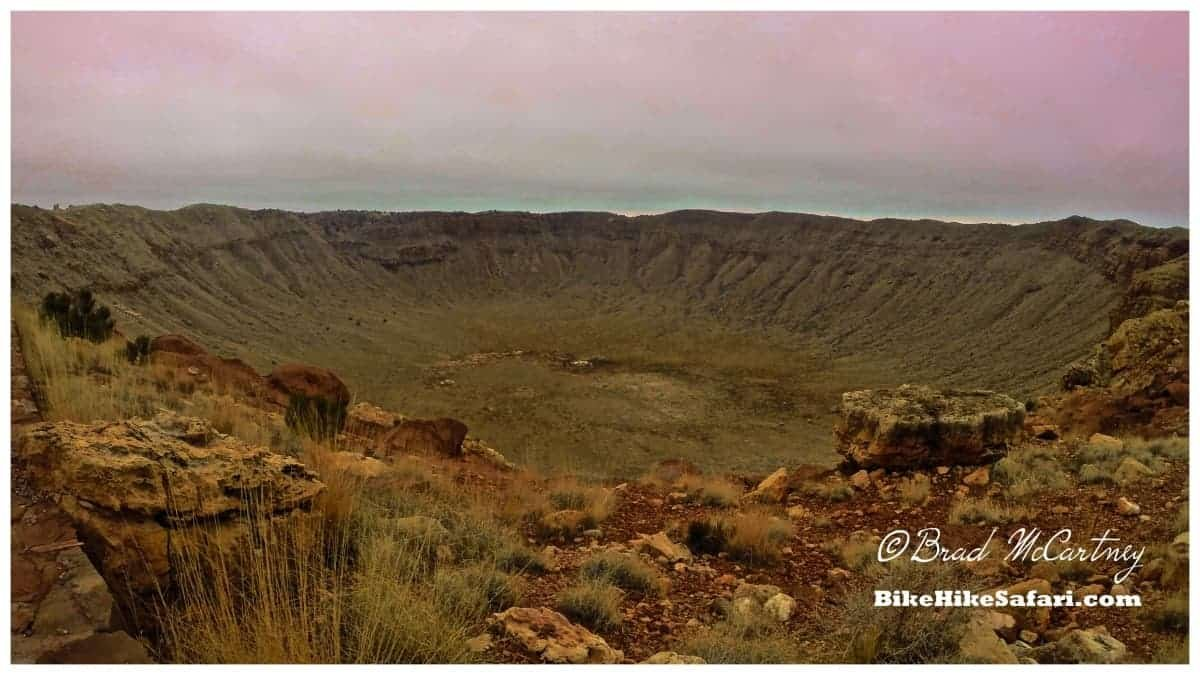 Arizona Meteorite Crater