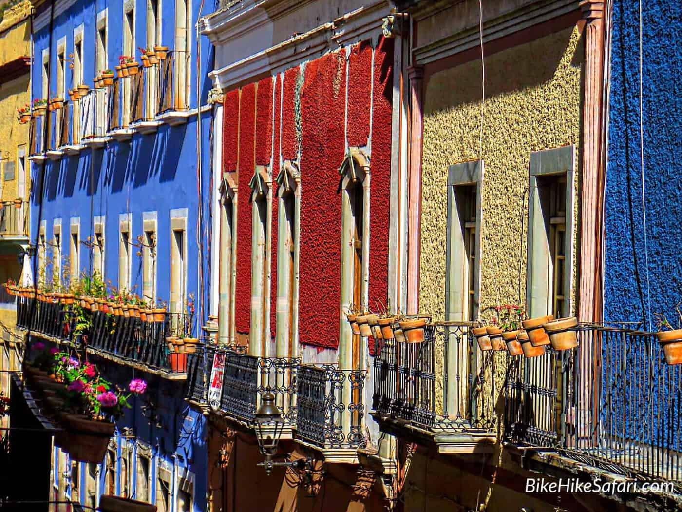 colorful Guanajuato