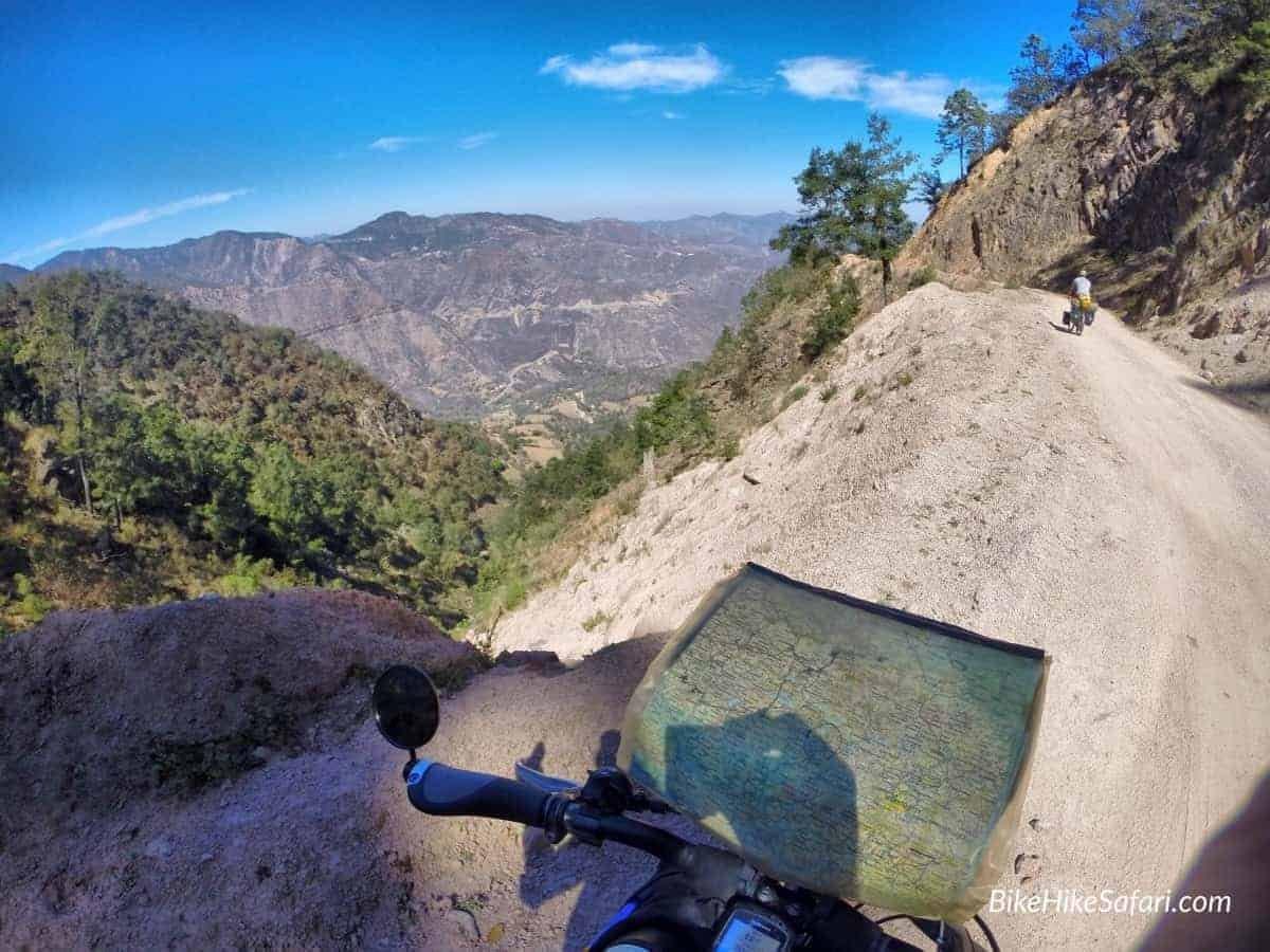 Cycling to Xichu