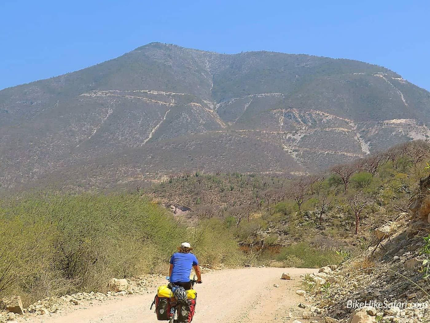 Sierra Gorda Bicycle touring