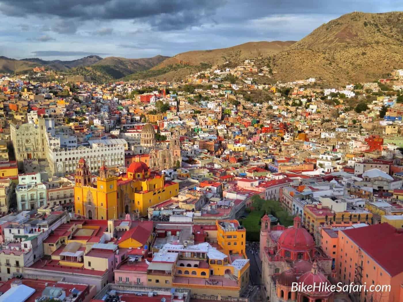 The colors of Guanajuato