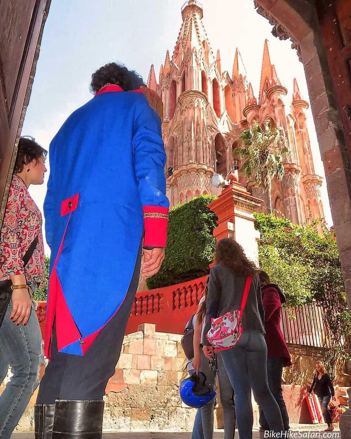 Cathedral San Miguel de Allende