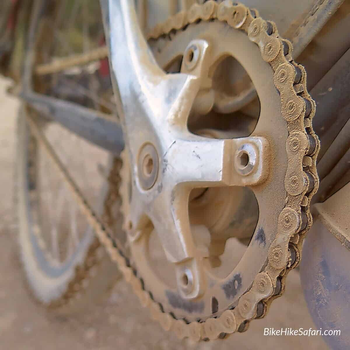 dirty chain