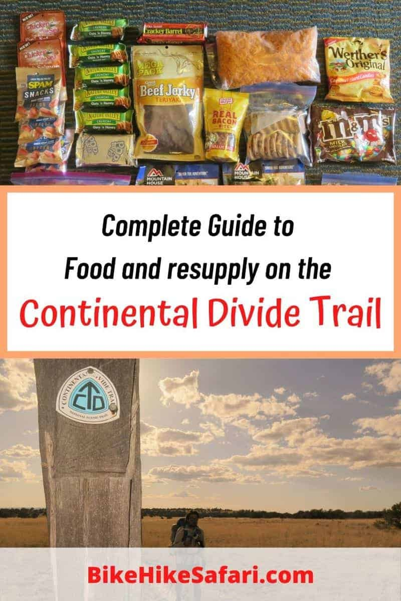 Continental Divide Trail Resupply