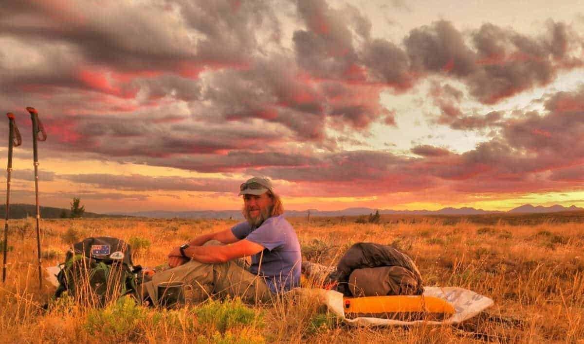 Continental divide trail Idaho