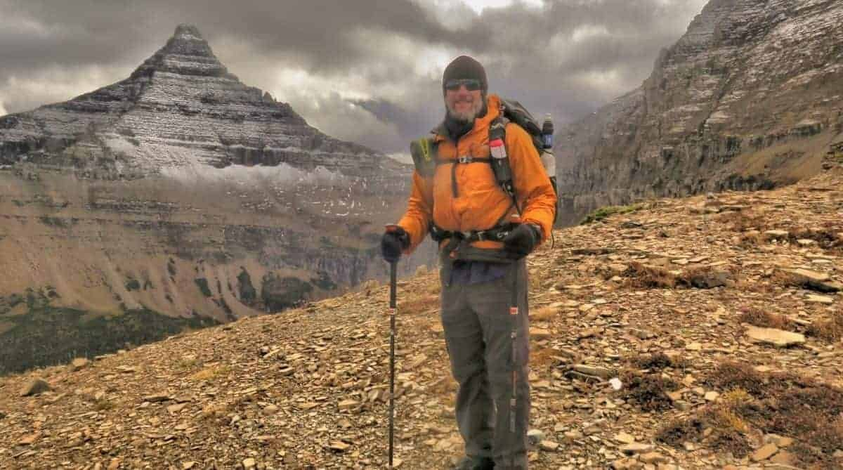 HIking the Continental Divide Trail Montana