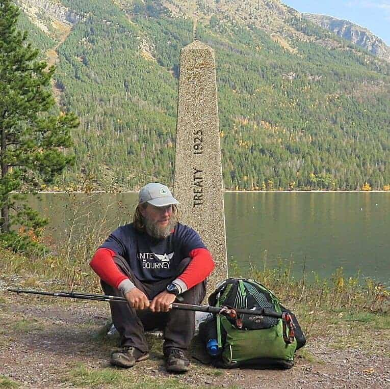 Continental Divide Trail northern terminus