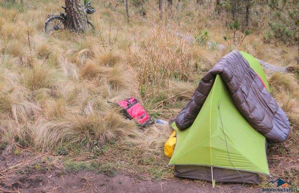 Camping La Malinche