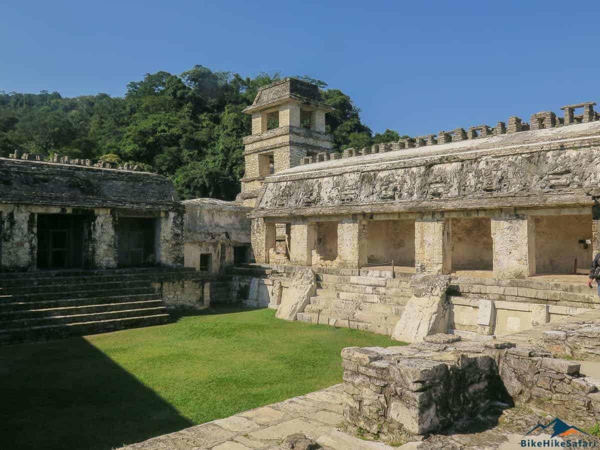Central Temple Palenque