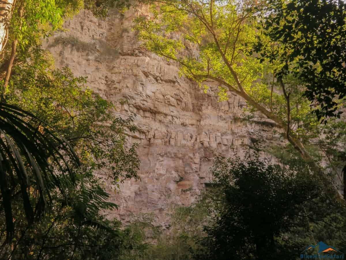 Bat Cave near El Zotz