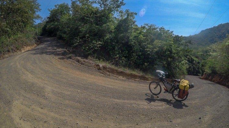 costa rica steep roads