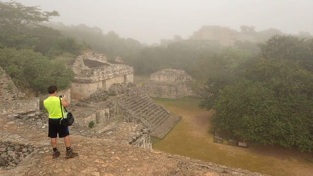 Ek Balam Ruins