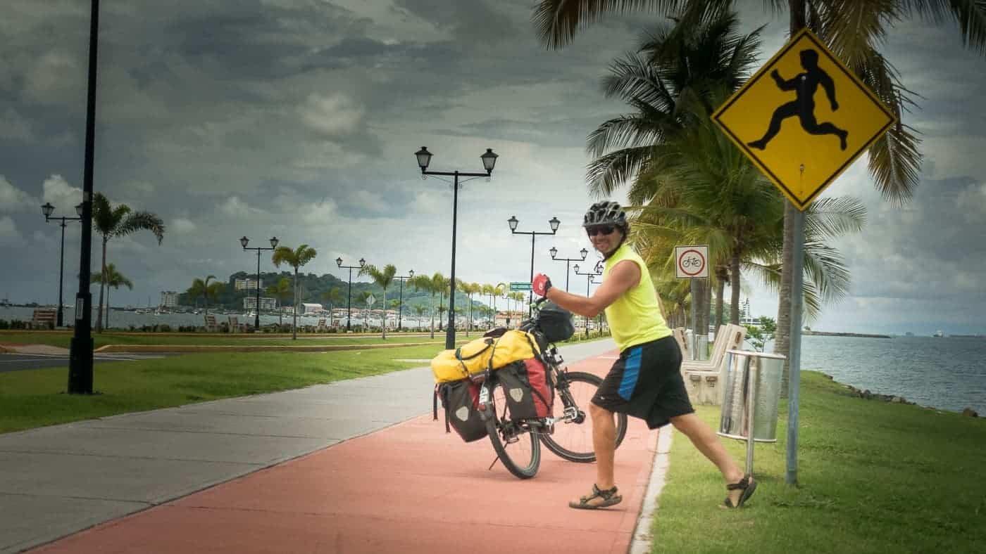 Bicycle Touring Panama