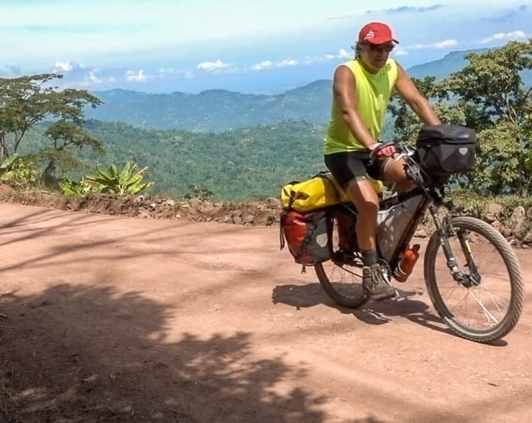 Northern Colombia on route to Chicamocha Canyon