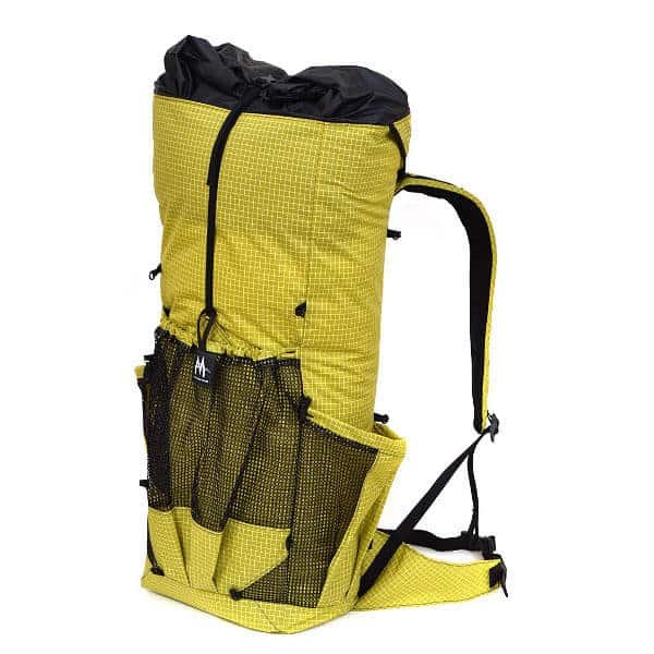 lightweight hiking backpack review of the MLD Prophet