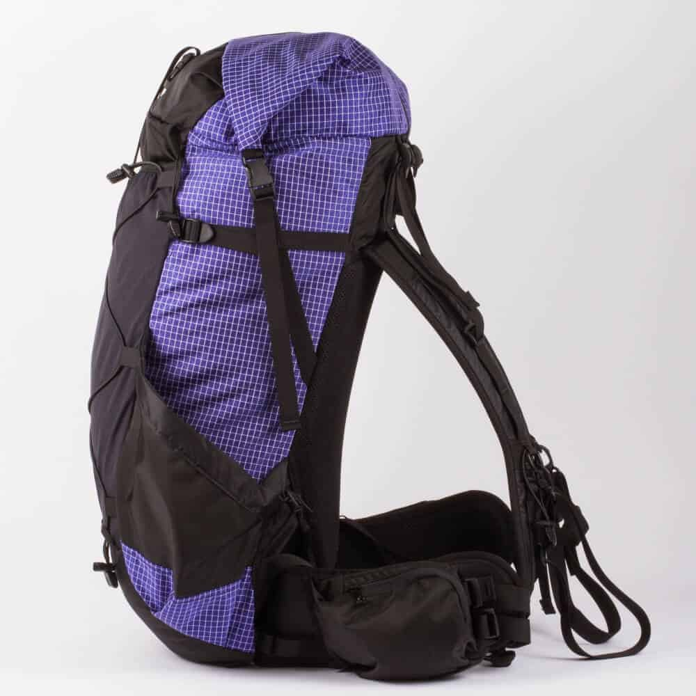 lightweight hiking backpack review of the ULA Circuit backpack