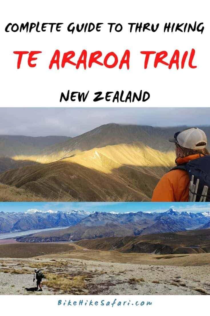 Te Araroa Trail Guide