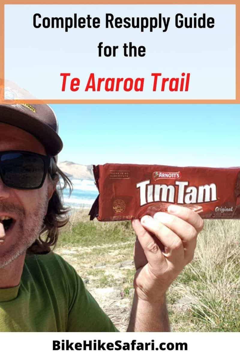 Te Araroa Trail resupply guide