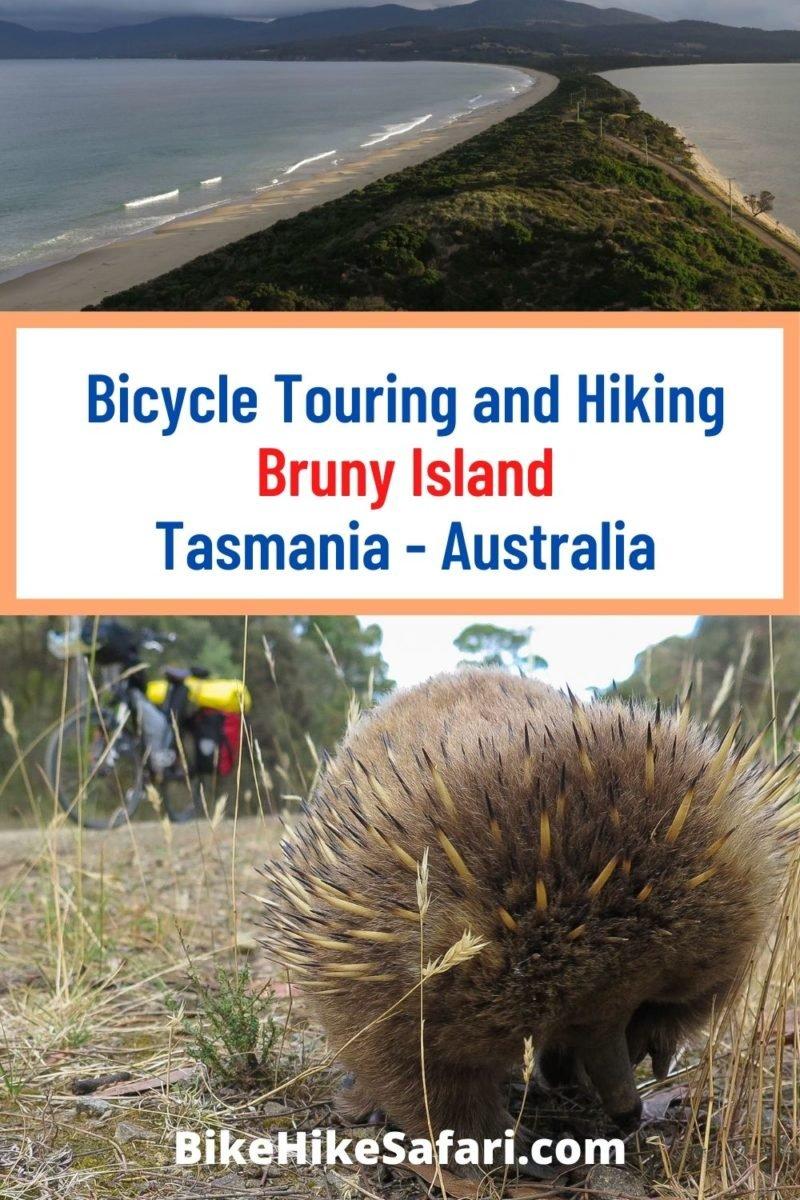 Bicycle Touring Bruny Island