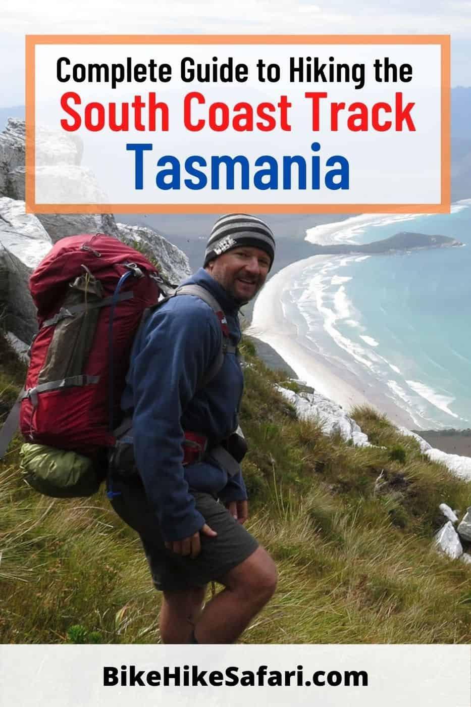 South Coast Track Tasmania
