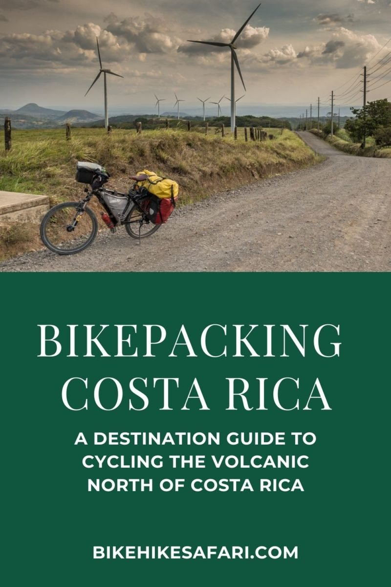 Bikepacking and Bicycle Touring Costa Rica