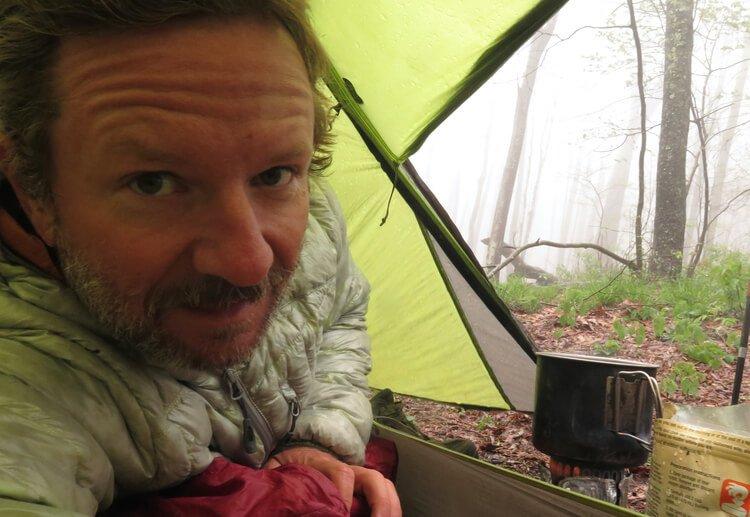 Gear Testing the Snow Peak Trek 900 Titanium Pot on the Appalachian trail