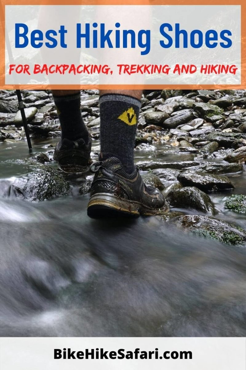 Best Lightweight Hiking Shoes for Backpacking