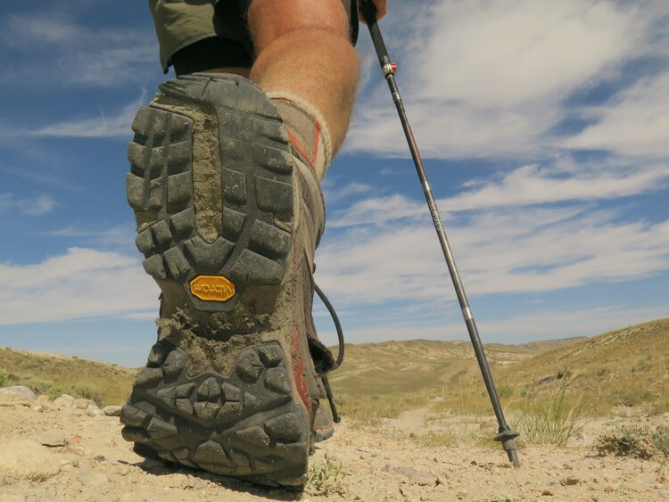 Hiking Shoes with good traction