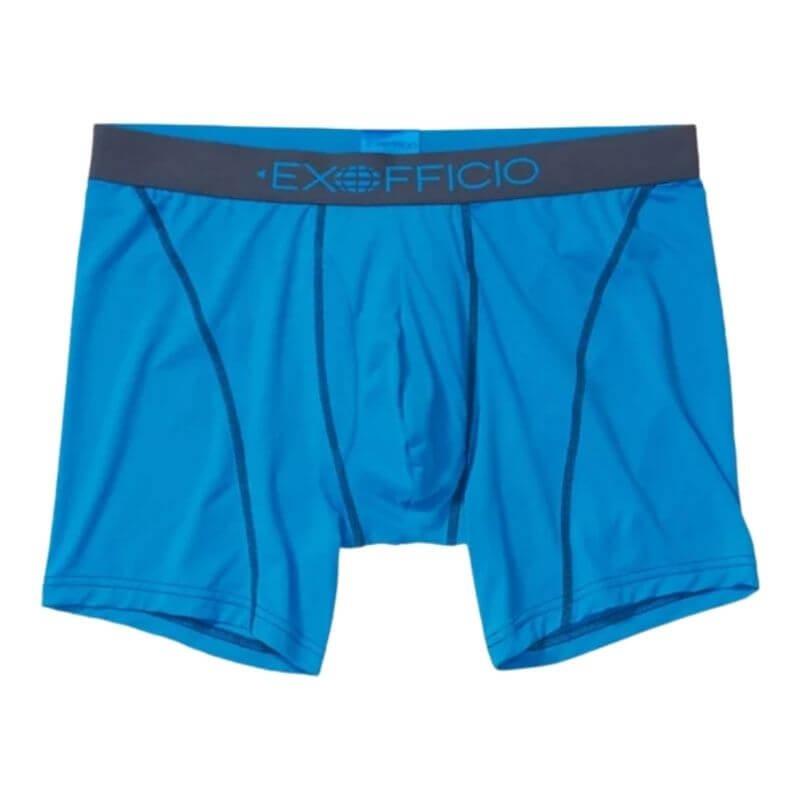 ExOfficio Give-N-Go Sport Mesh Boxer Briefs gear review