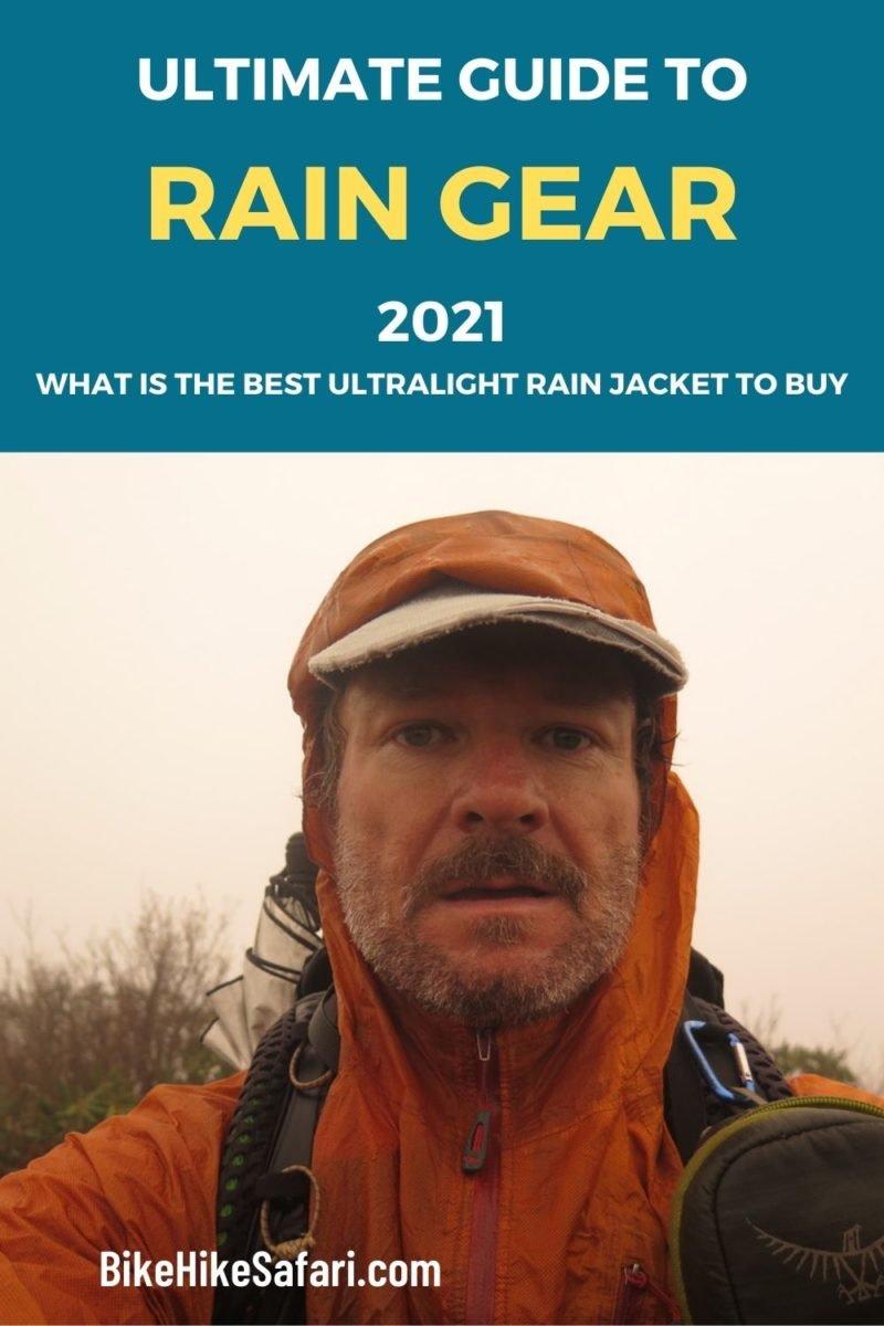 Best Ultralight Rain Jacket